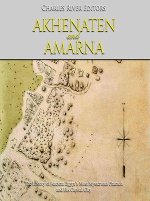 cover image of Akhenaten and Amarna