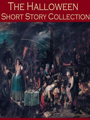 cover image of The Halloween Short Story Collection