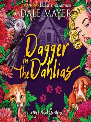 cover image of Dagger in the Dahlias