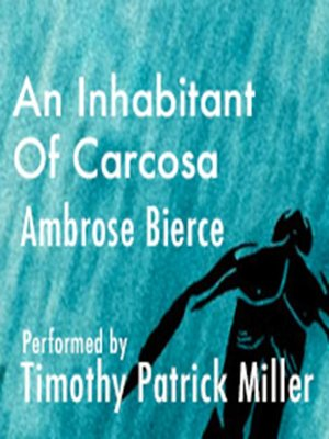 cover image of An Inhabitant of Carcosa