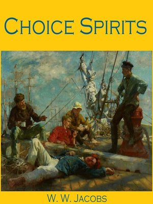 cover image of Choice Spirits