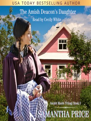 cover image of The Amish Deacon's Daughter