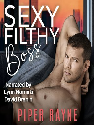 cover image of Sexy Filthy Boss