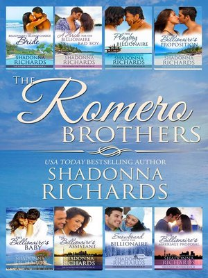 cover image of The Romero Brothers Complete Series