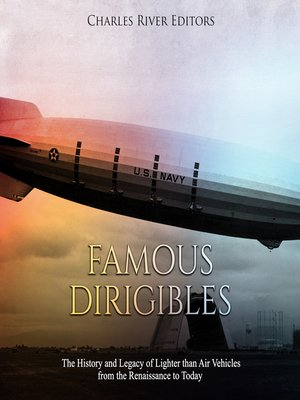 cover image of Famous Dirigibles