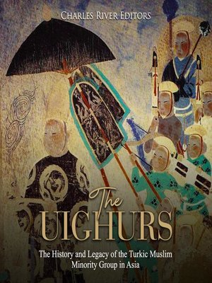 cover image of The Uighurs