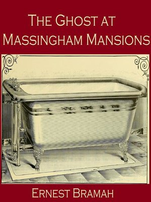 cover image of The Ghost at Massingham Mansions