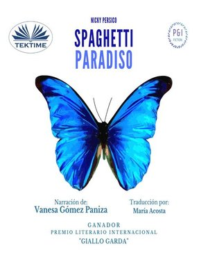 cover image of Spaghetti Paradiso