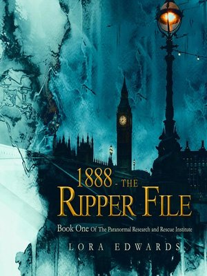 cover image of 1888--The Ripper File