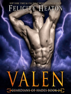 cover image of Valen (Guardians of Hades Paranormal Romance Series Book 2)