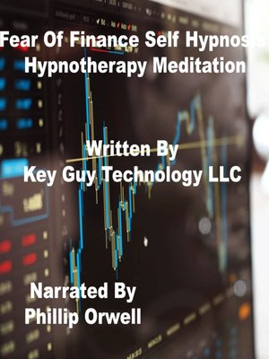 cover image of Fear of Finance Self Hypnosis Hypnotherapy Meditation