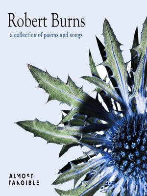 cover image of Robert Burns