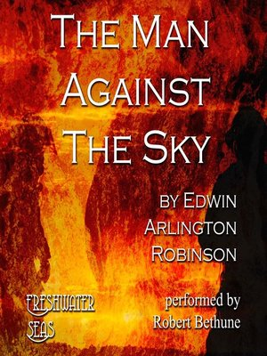 cover image of The Man Against the Sky