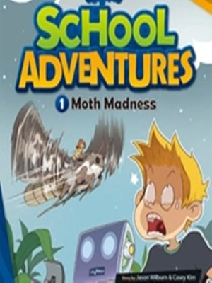 cover image of Moth Madness