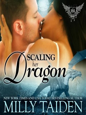 cover image of Scaling Her Dragon