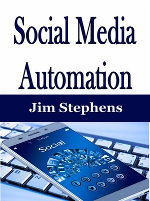 cover image of Social Media Automation