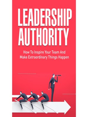 cover image of How to Become an Influential Leader--Inspire Your Team and Give Them Your Vision