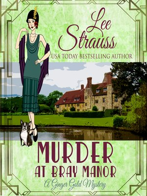cover image of Murder at Bray Manor