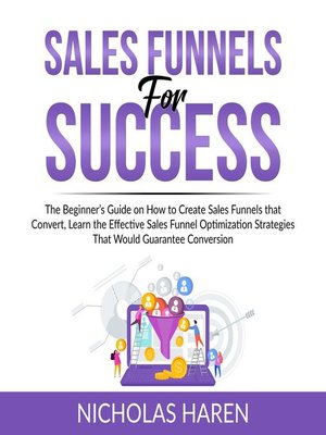 cover image of Sales Funnels for Success