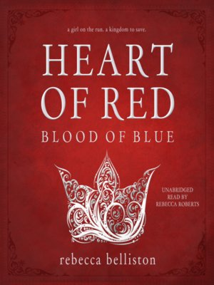 cover image of Heart of Red, Blood of Blue