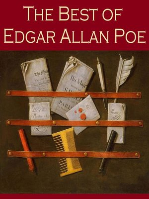 cover image of The Best of Edgar Allan Poe