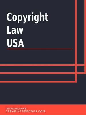 cover image of US Copyright Law