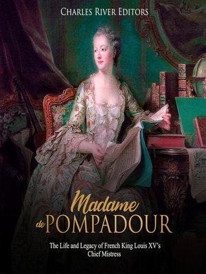 cover image of Madame de Pompadour