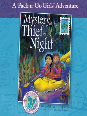 cover image of Mystery of the Thief in the Night