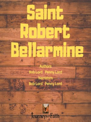cover image of Saint Robert Bellarmine