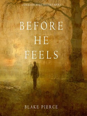 cover image of Before He Feels