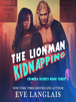 cover image of The Lionman Kidnapping