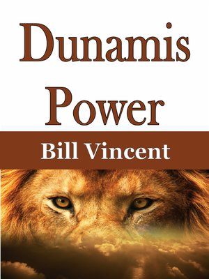 cover image of Dunamis Power
