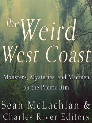 cover image of The Weird West Coast