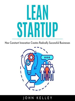 cover image of LEAN STARTUP