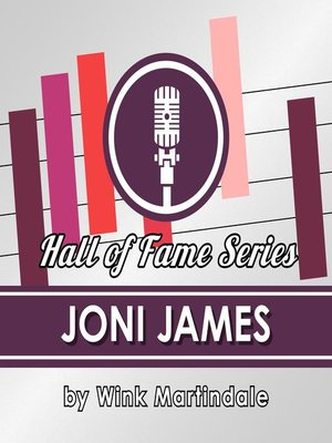 cover image of Joni James