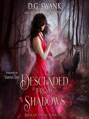 cover image of Descended from Shadows