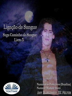 cover image of Ligação de Sangue