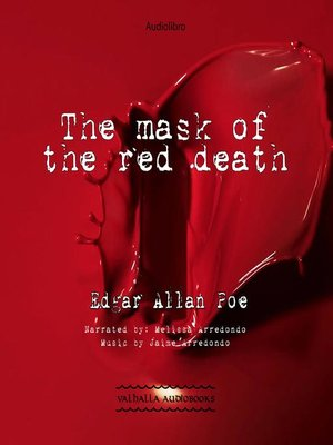 cover image of The Mask of the Red Death