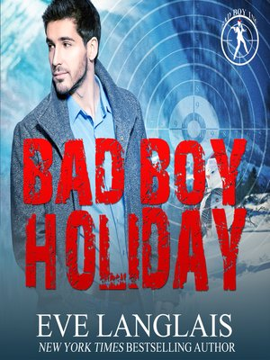 cover image of Bad Boy Holiday