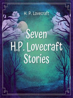cover image of Seven H.P. Lovecraft Stories