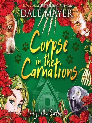 cover image of Corpse in the Carnations
