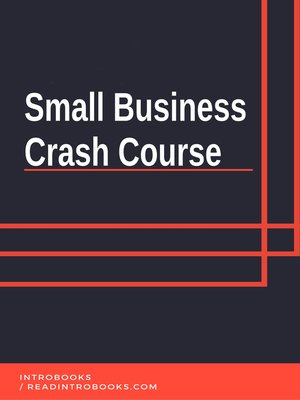 cover image of Small Business Crash Course