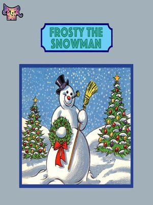 cover image of Frosty the Snowman