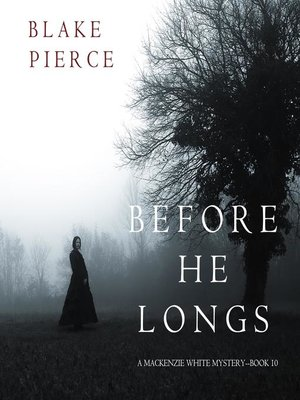 cover image of Before He Longs