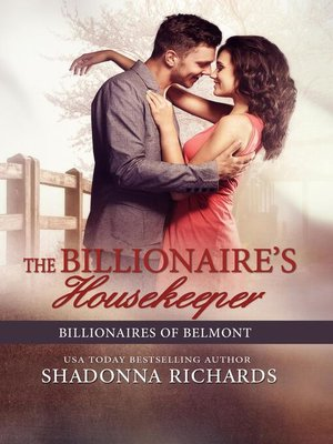 cover image of The Billionaire's Housekeeper