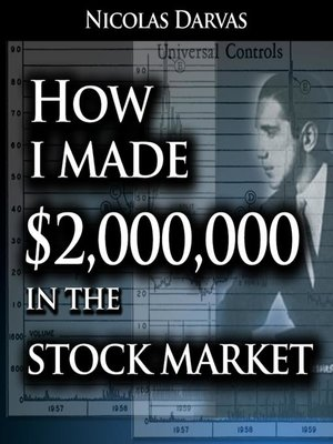 cover image of How I Made $2,000,000 in the Stock Market