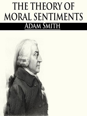 cover image of The Theory of Moral Sentiments