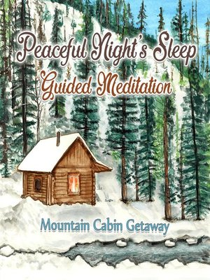 cover image of Peaceful Night's Sleep Guided Meditation