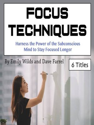 cover image of Focus Techniques