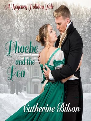 cover image of Phoebe and the Pea